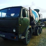 Автобетоносмеситель КамАЗ 55111